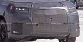 大灯犀利,雷克萨斯LX600测试谍照曝光