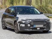 福特新款福克斯路试曝光!外观造型升级,增推新动力车型