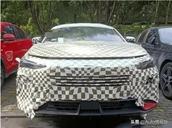 长安UNI系列轿车曝光 轿跑风格 RS7同款尾翼 或搭载2.0T+8AT