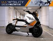 新车 | 约合人民币7.6万起售,宝马CE 04量产版发布,定位电动摩托车