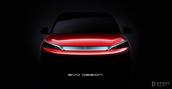 比亚迪全新SUV元PLUS效果图曝光 或售13-16万