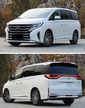 广汽传祺M8将于明年上市 搭载丰田混动