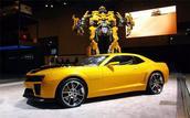 """悍马EV同平台,""""大黄蜂""""变身电动跑车?科迈罗纯电版2024年上市"""