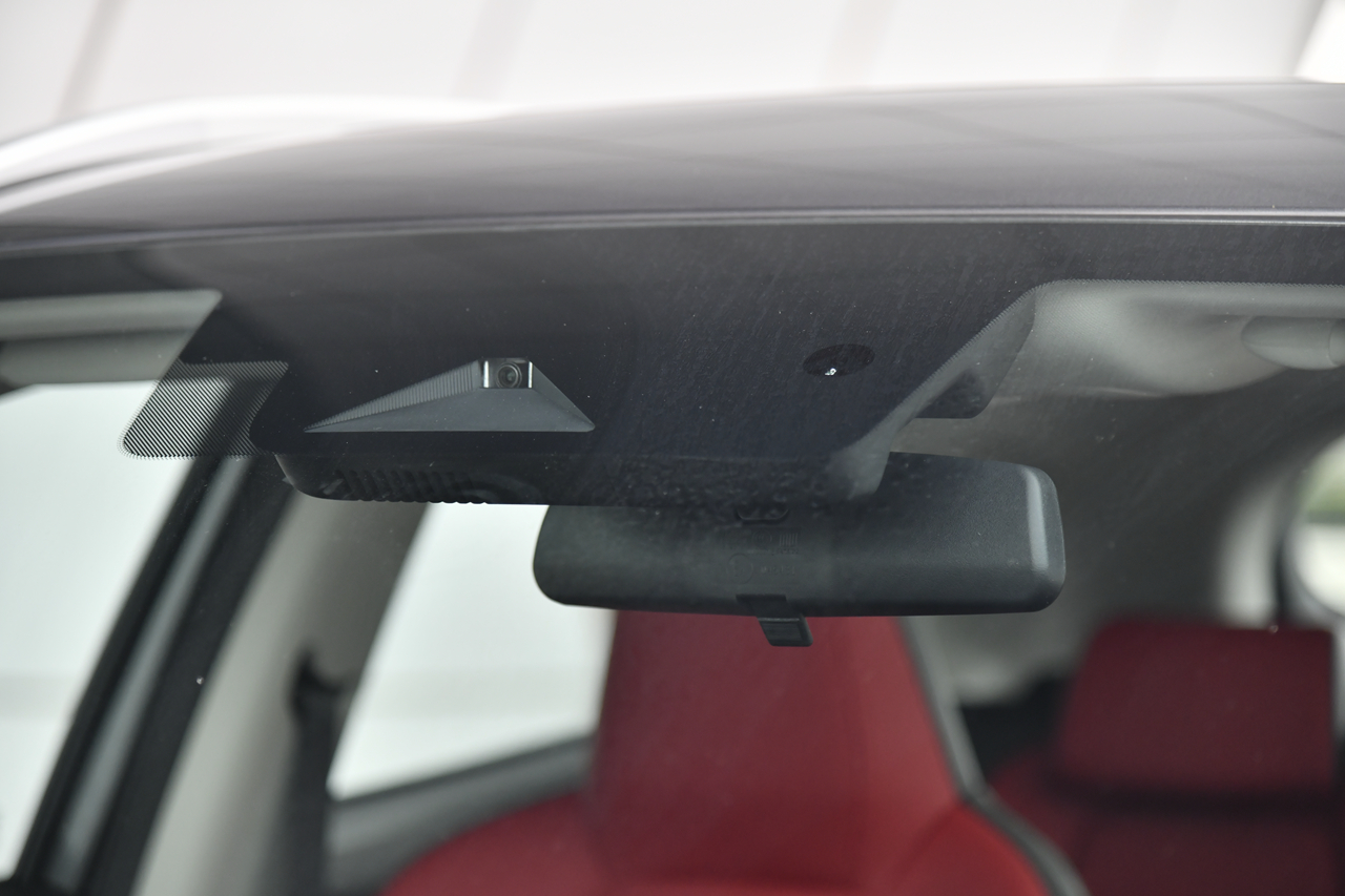试驾全新CS55 PLUS,又一款降维打击的紧凑级SUV
