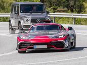 奔驰全新超跑即将亮相!搭1.6T+四电机,马力破千匹,限量275台