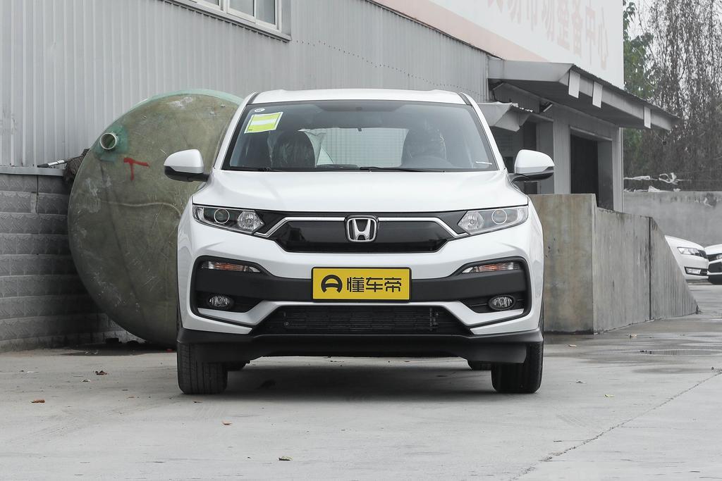 本田本田XR-V外观图片